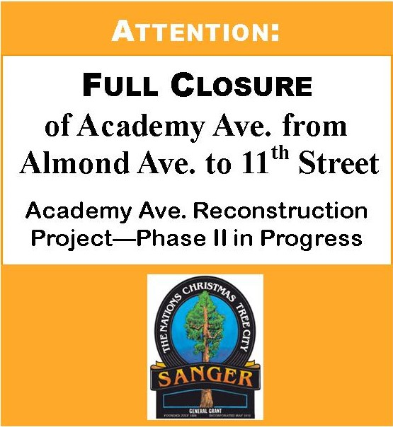 Academy Full Closure