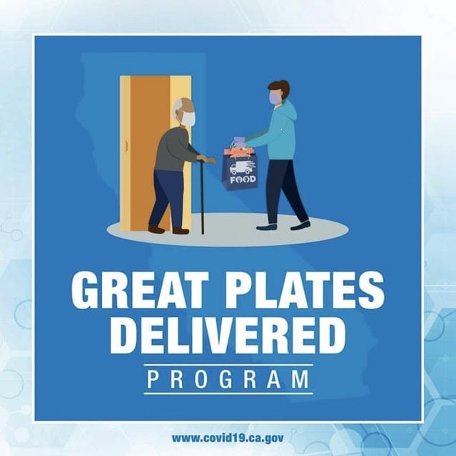 Great Plates Delivered program logo