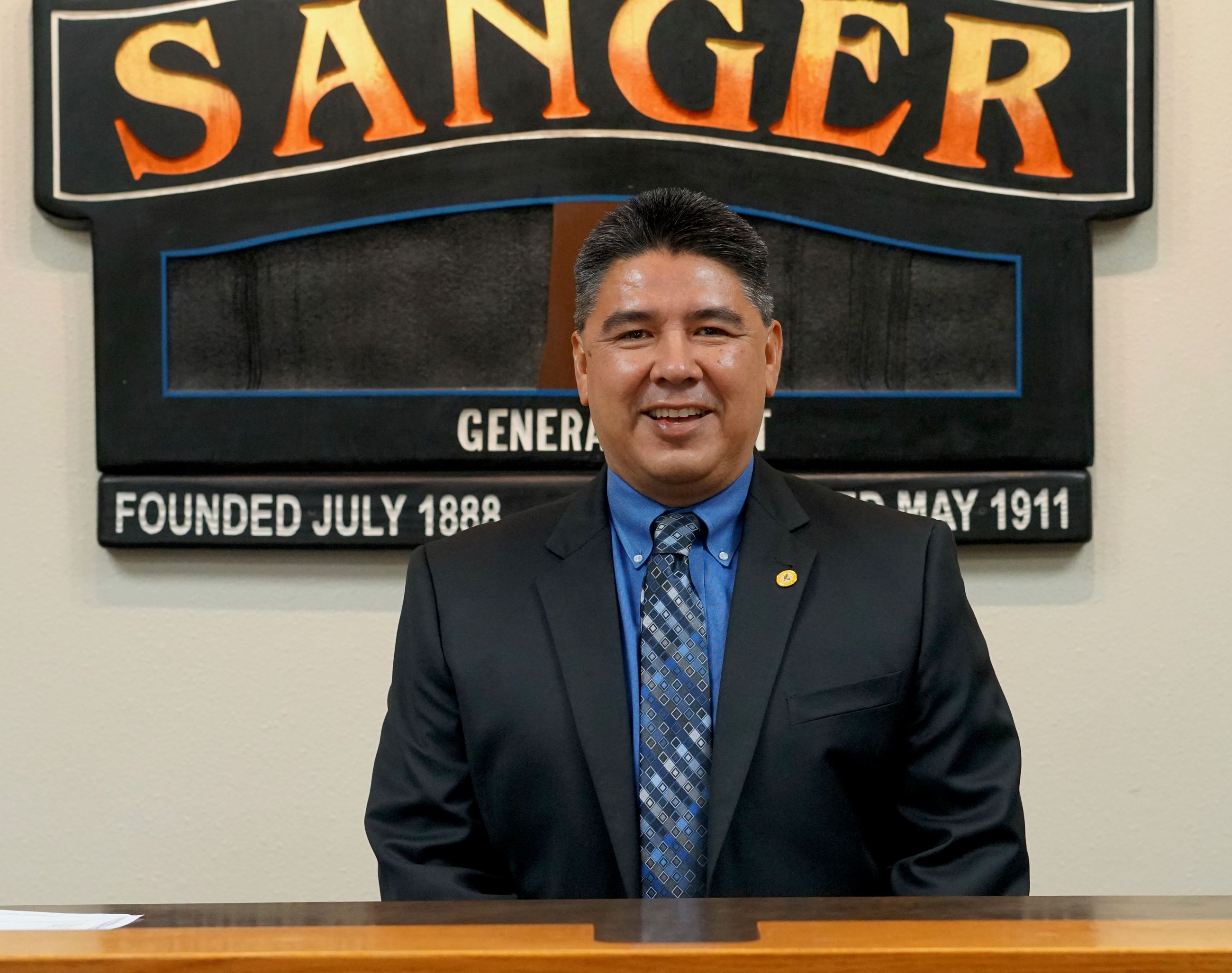 Tim Chapa, City Manager