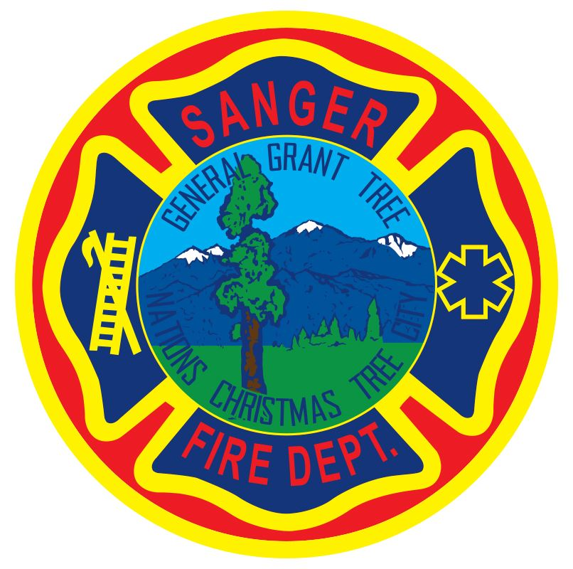 SangerFireDept_Logo - Full Color