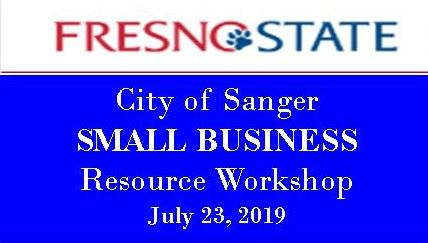 City of Sanger Small Business Workshop